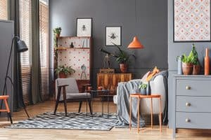 What Wall Paint Colors Go With Dark Brown Furniture? [5 Best Options]