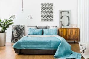 Can Bedroom Furniture Be Different Colors?