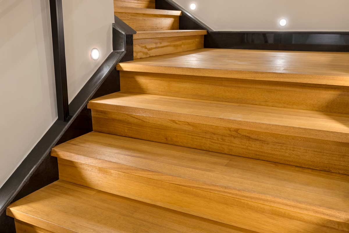 Staircase, Steps, Residential Building, House, Office, Wood - Material