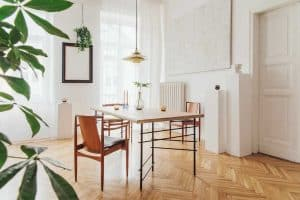 Where To Place The Dining Table In Your House? [3 Options]