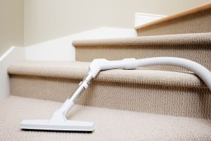 How To Clean Carpet On Stairs [Even without a machine]