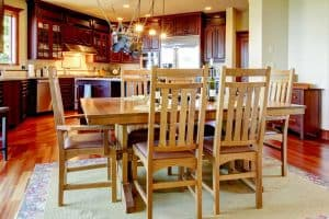 How Much Does A Dining Room Set Cost?