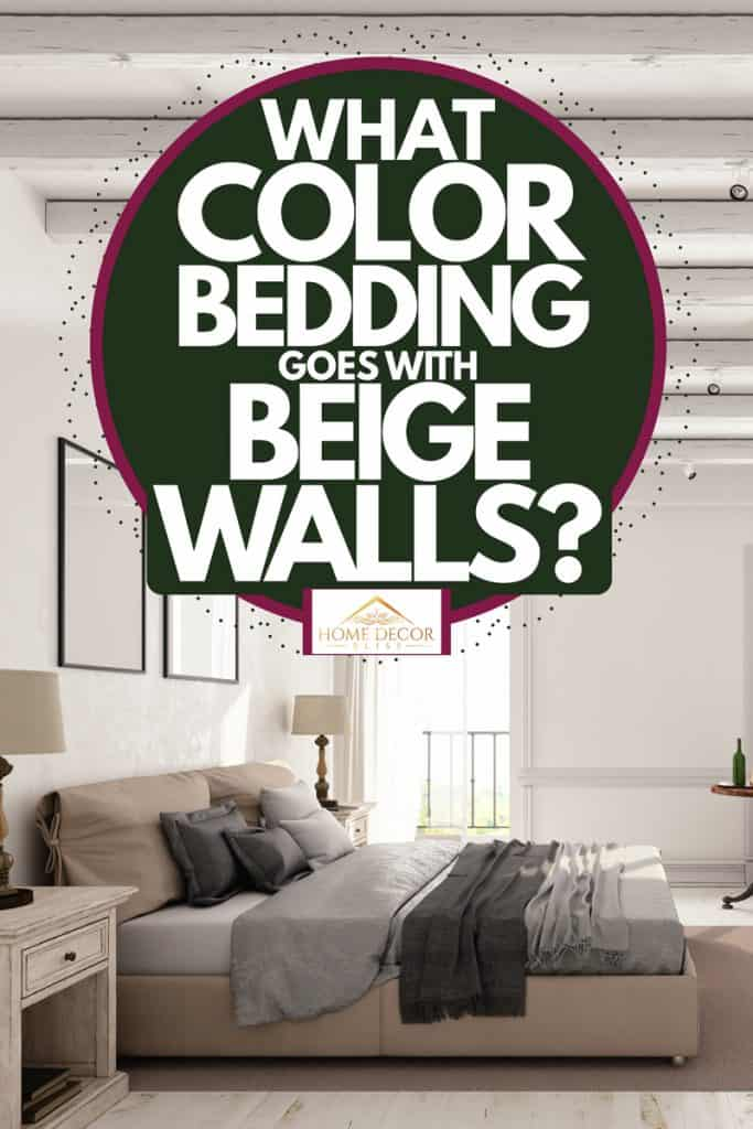 What Color Bedding Goes With Beige Walls Home Decor Bliss