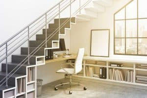Read more about the article How to Build Shelves Under Stairs [3 Easy Steps]