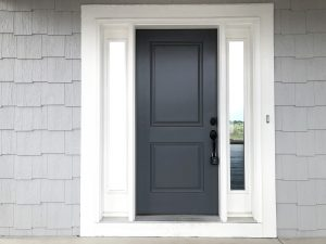 How To Paint A Front Door Without Removing It? [5 Steps]