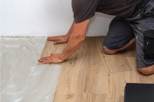 What Is The Easiest To Install Bathroom Flooring?