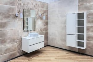 Read more about the article Where To Place Bathroom Vanity Light Sconces?
