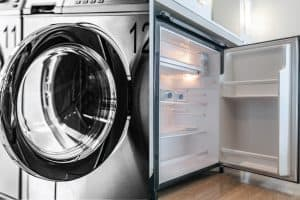Read more about the article Can You Keep a Tumble Dryer or Freezer Under the Stairs?