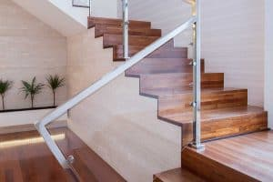 How Long is a Flight of Stairs (Inc. For 8 and 10 Ft Ceilings)