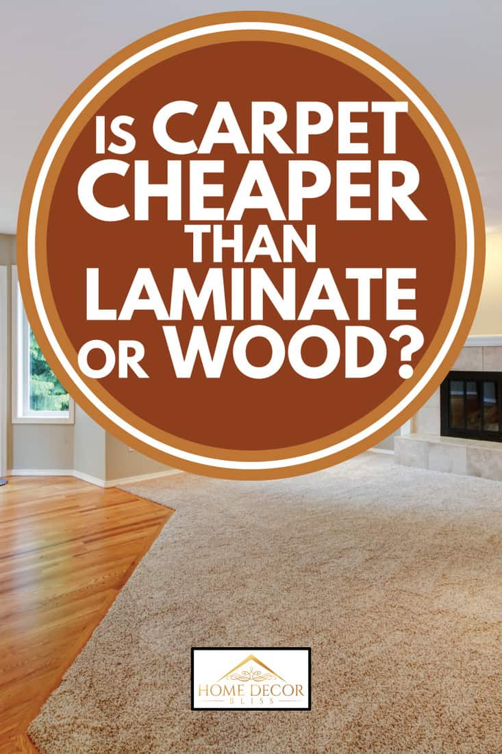Is Carpet Er Than Laminate Or Wood, Cost Of Laminate Flooring Vs Carpet