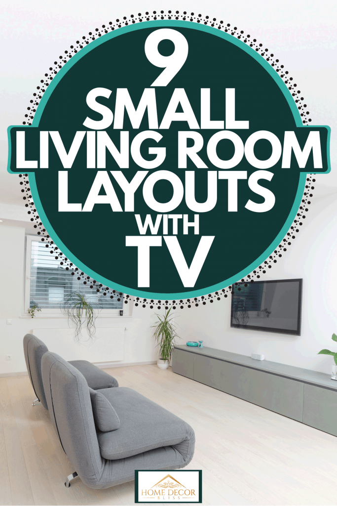 9 Small Living Room Layouts With Tv Home Decor Bliss