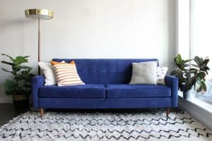 How to Clean a Suede Couch [4 Effective Ways]