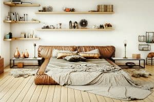 Read more about the article What Color Sheets Go With A Brown Bed? [12 Great Options!]