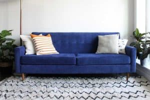 Read more about the article How Long Is A Couch? [A Look At Standard Couch Sizes]