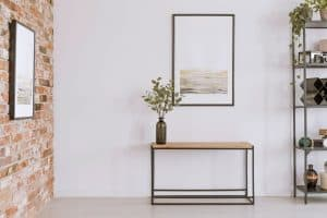 Can A Console Table Be Used As A TV Stand?