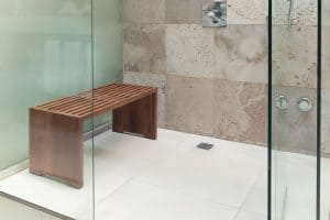 Best Shower Benches For Small Shower [4 Types Inc. Examples]