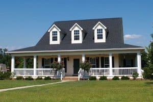 What Color House Goes With A Black Roof?