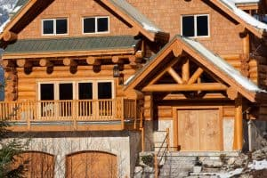 Read more about the article How Long Does Log Siding Last?