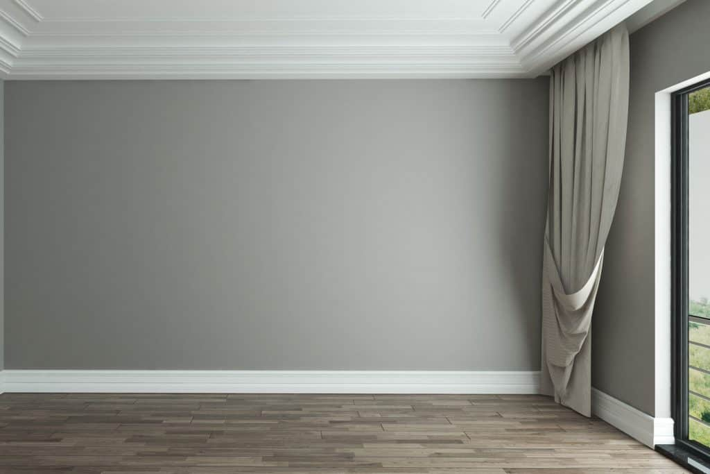 What Color Floors Go With Gray Walls, Grey Laminate Flooring With Walls