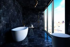 How To Clean A Marble Floor In The Bathroom [4 Steps]