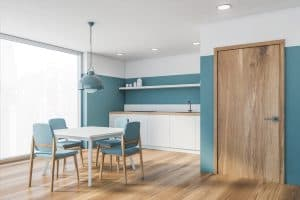 Read more about the article What Color Floors Goes With Blue Walls?