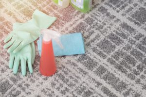 How To Fix Bleach Stains On Carpet