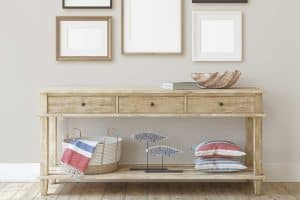 How To Decorate A Console Table In The Living Room [5 Cool Ideas!]