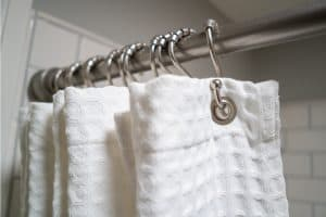 Read more about the article How High Do You Hang A Shower Curtain?