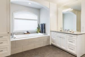 Read more about the article How to Paint Bathroom Cabinets [9 Steps]