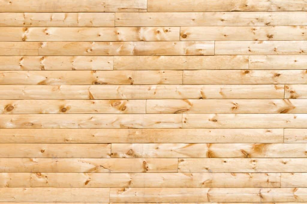 Gorgeous pine siding for home interior and exterior design