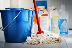 How to Get Rid of Black Worms In the Bathroom [4 Methods]