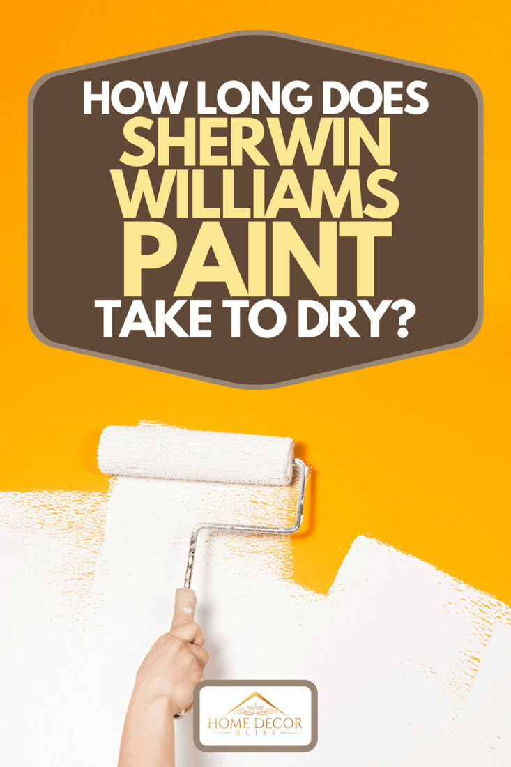 How Long Does Sherwin Williams Paint Take To Dry? - Home ...