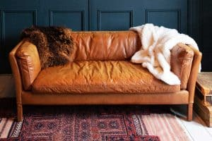 How To Clean A Leather Couch [3 Steps]