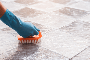 Read more about the article How to Clean Natural Stone Tiles