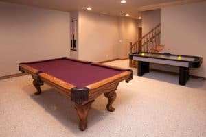 Best Carpet Types and Colors For The Basement