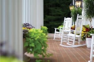5 Best Rocking Chairs And Rocking Benches For Your Porch