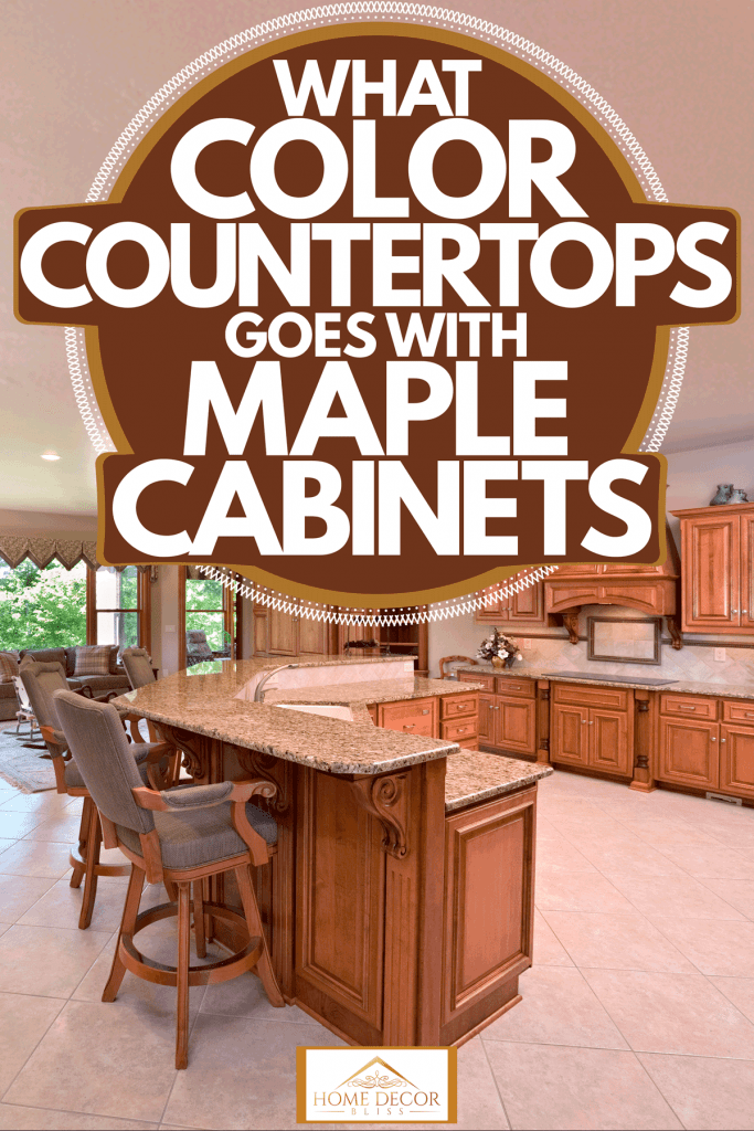 What Color Countertops Go With Maple, What Countertops Look Best With Maple Cabinets