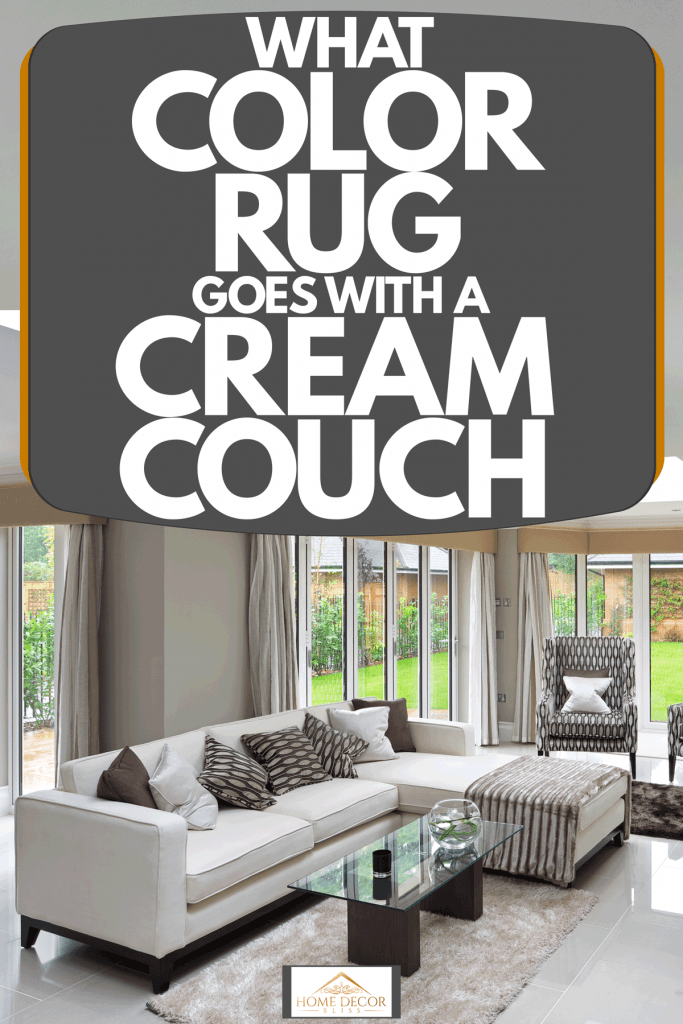 What Color Rug Goes With A Cream Couch Home Decor Bliss
