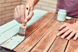 How To Paint Over Wood Paneling [5 Steps]