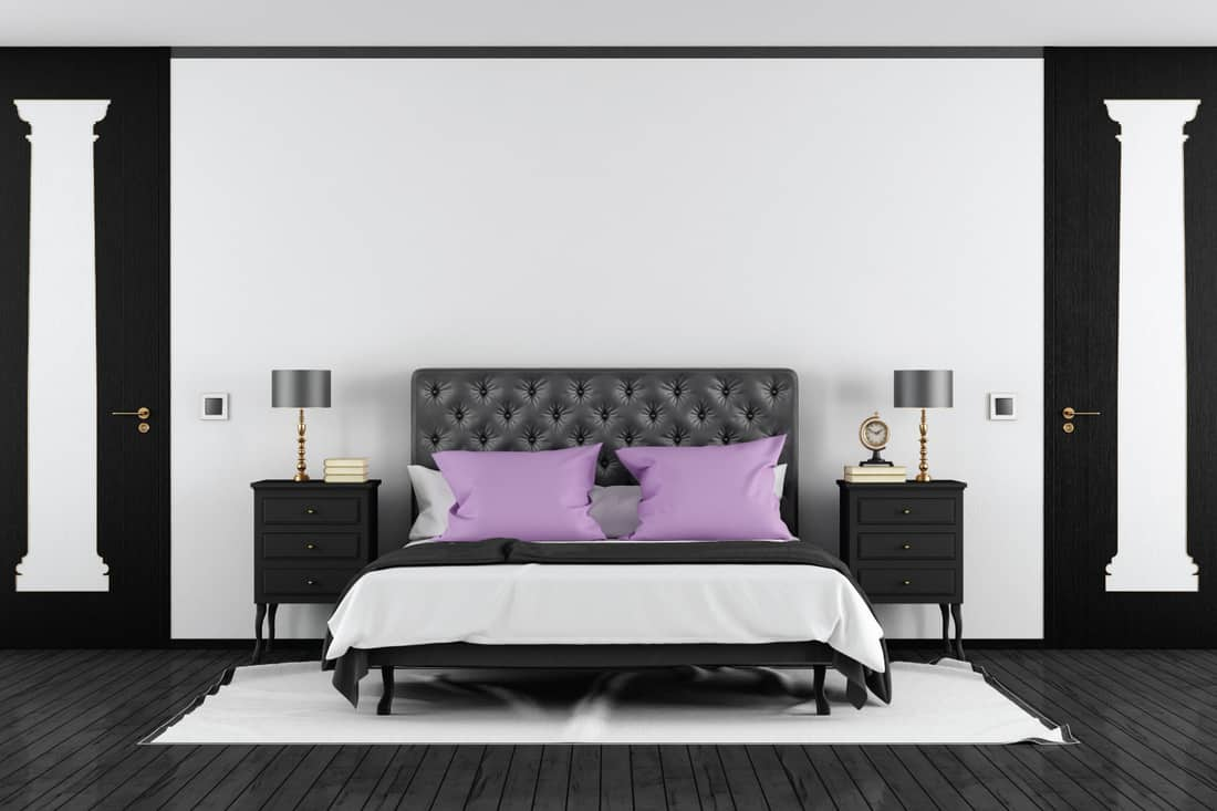 What Color Rug Goes With Black Furniture Home Decor Bliss