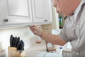 Read more about the article How To Get A Smooth Finish When Painting Kitchen Cabinets
