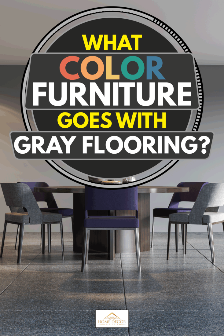 What Color Furniture Goes With Gray, What Colour Sofa Goes With Grey Laminate Flooring