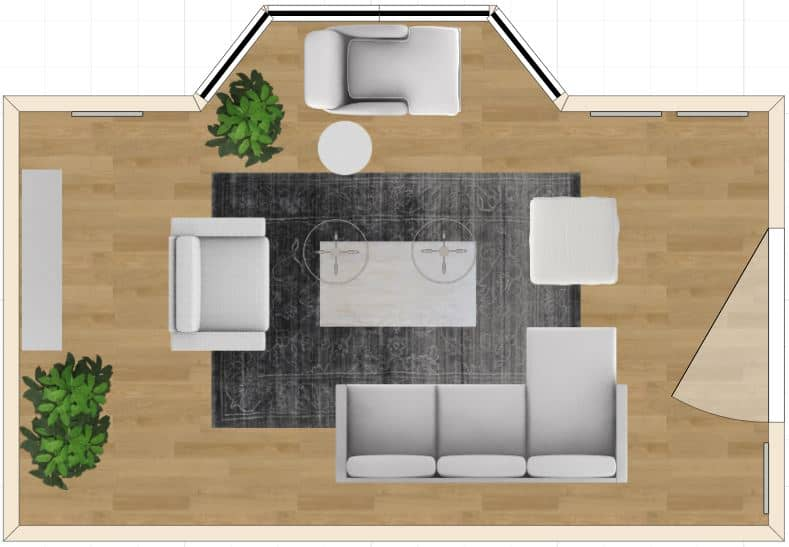 Room 2 layout