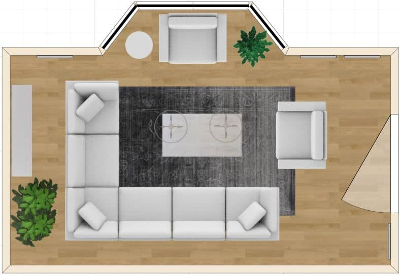Room layout 3