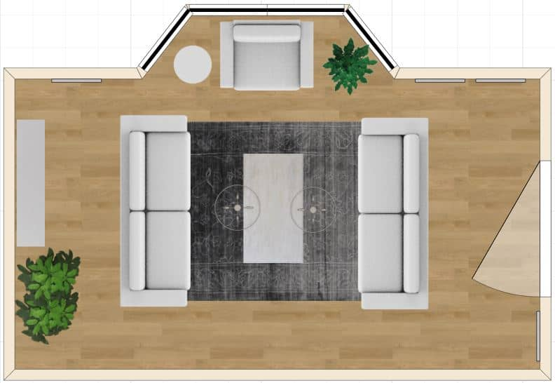 Room 4 layout