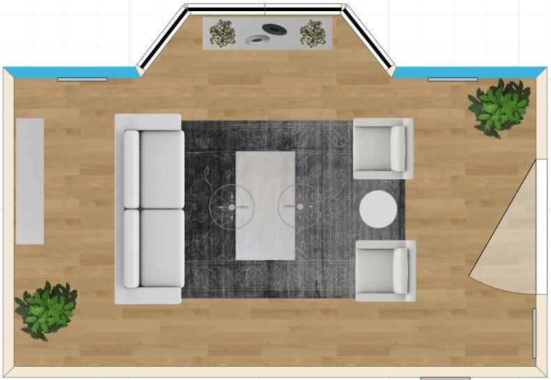 Room 5 layout