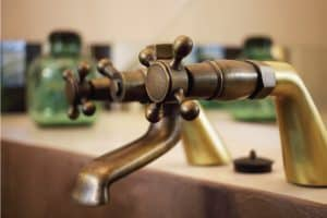 How To Clean Bronze Faucets (And Other Bronze Bathroom Fixtures)