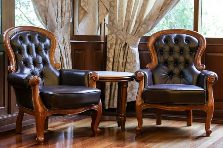 Classic luxury leather chair, How Much Does Leather Furniture Cost