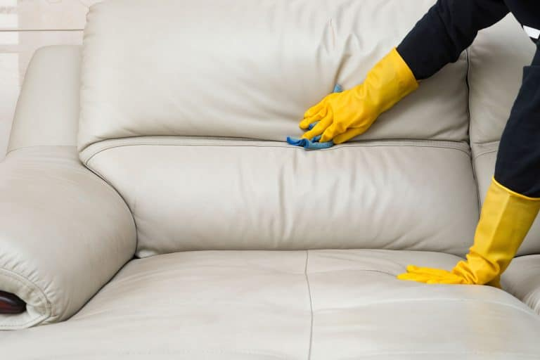 Cleaning leather sofa at home, How Often Should You Clean And Condition Leather Furniture?
