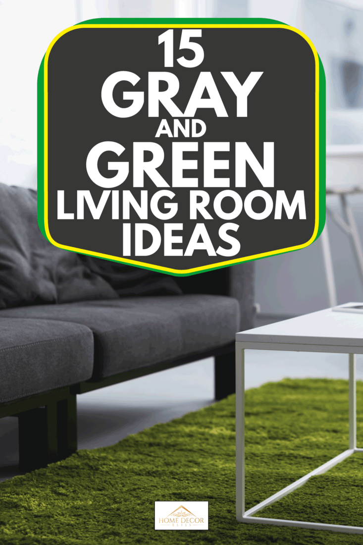15 Gray And Green Living Room Ideas Home Decor Bliss